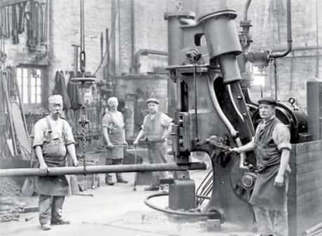 Produção Industrial Antiga