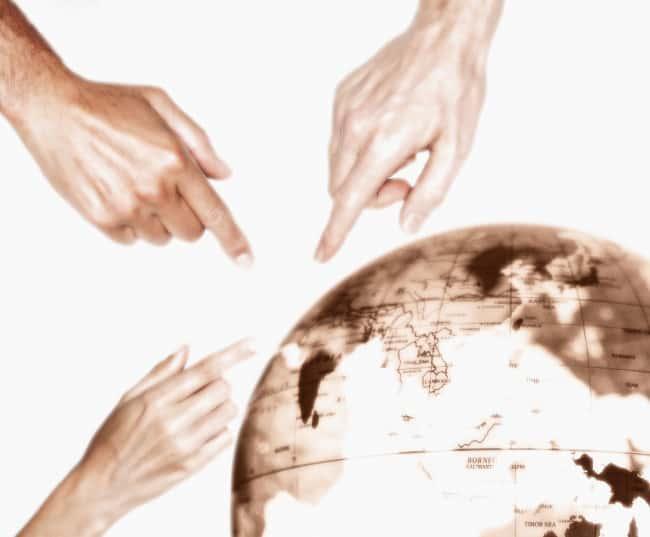 O mundo sem fronteiras