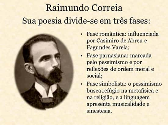 A poesia de Raimundo Correia