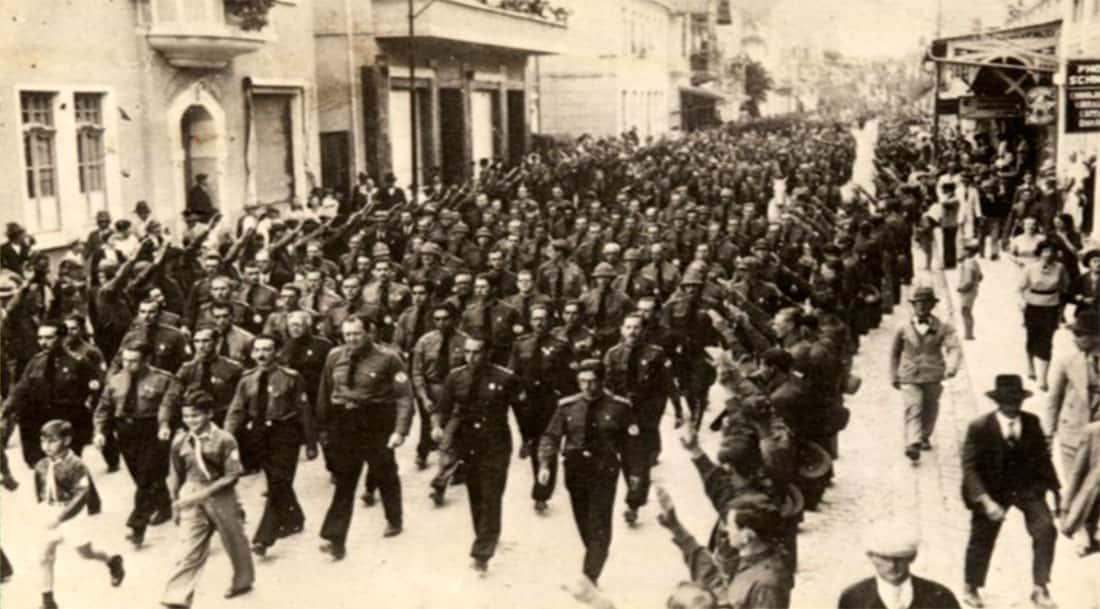 Passagem do Levante Comunista de 1935, Pau dos Ferros - RN