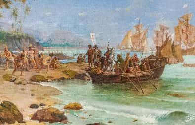 explorações marítimas de Pedro Álvares Cabral, Descoberta do Brasil