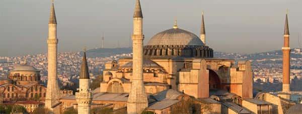 Arquitetura Bizantina, Catedral de Santa Sofia