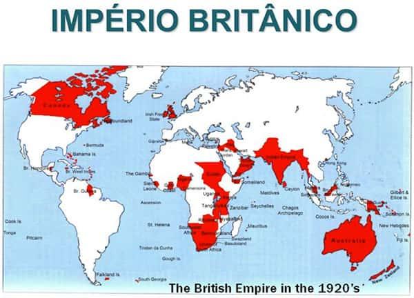 Imperialismo Britânico