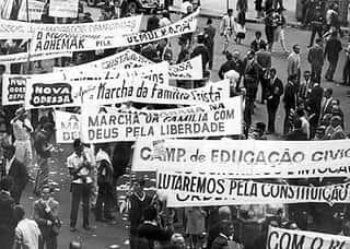 Marcha pela constituição