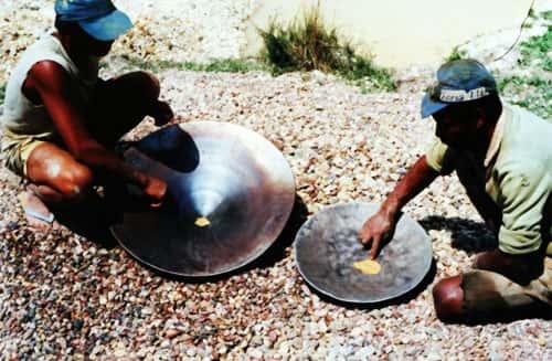 Minerando Ouro