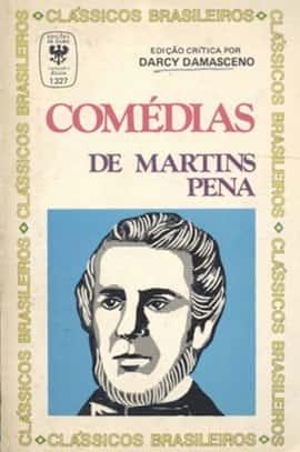 Comédias de Martins Pena