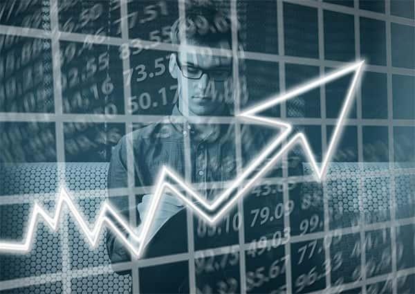 capitalismo, números, bolsa