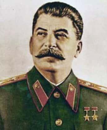 Foto do Josef Vissariónovitch Stalin