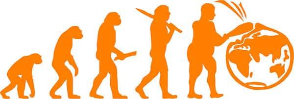 Evolução Humana e Cuidados com a Terra