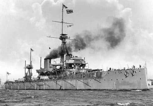 História da Primeira Guerra Mundial