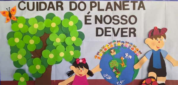 Cuidar do nosso planeta é nosso dever