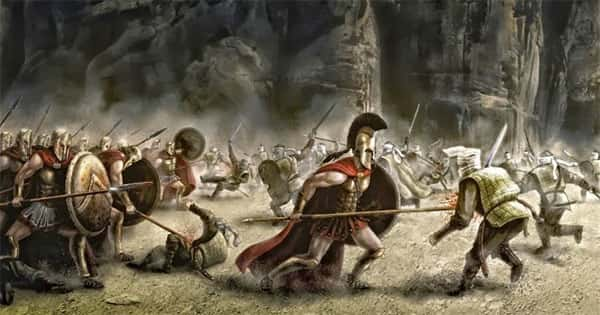 Esparta em guerra